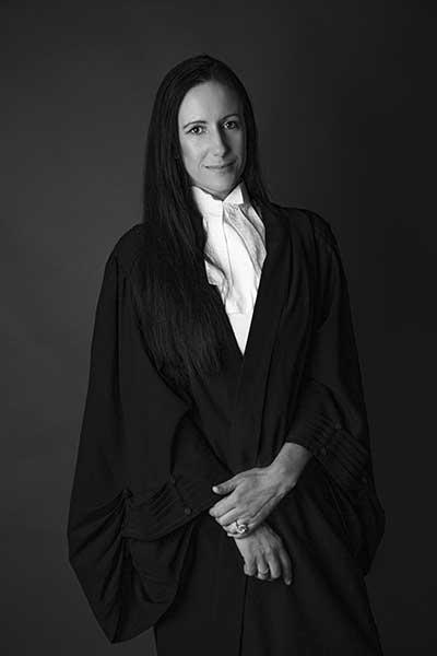 Zarah-Garde Wilson, criminal lawyer Melbourne